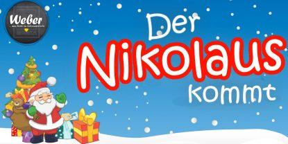 Der Nikolaus braucht Eure Hilfe!