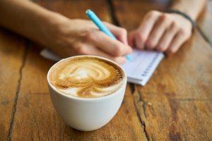 Kaffee Partner Pause